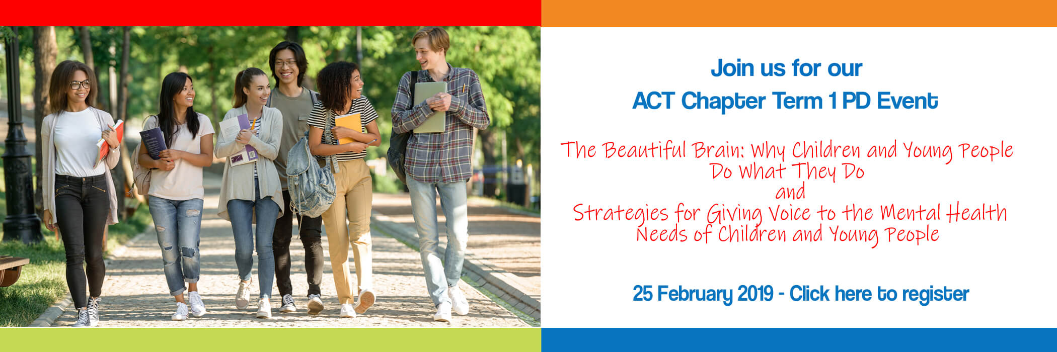 image for website ACT T1 2019 event